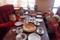 Przedszkolaki świętują DZIEŃ PIZZY w Restauracji Bella Rosa w Strzyżowie