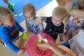 Pieczenie mufinek u maluszków