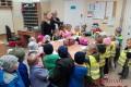 Wizyta przedszkolaków w Urzędzie Pocztowym w Strzyżowie