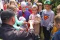 Wizyta Państwowej Straży Pożarnej